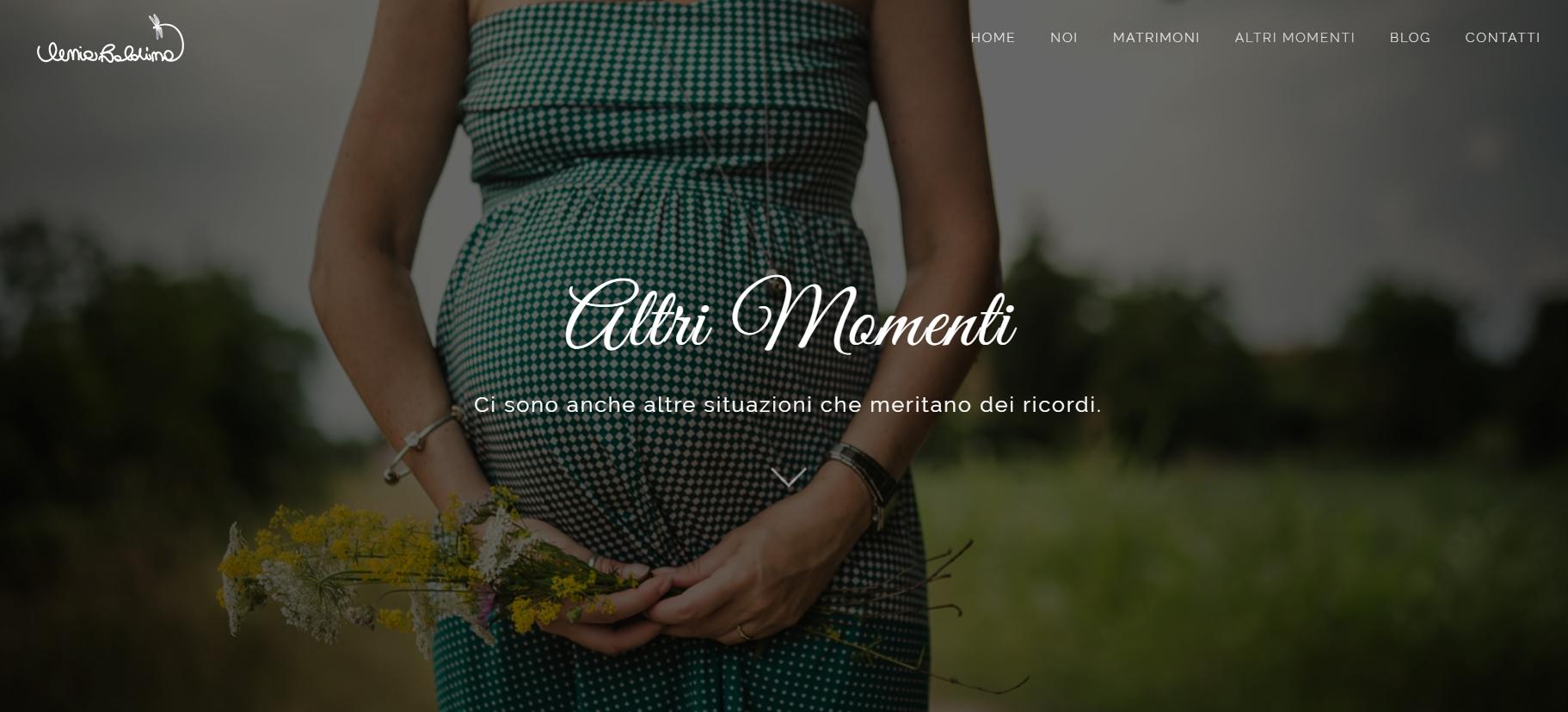 Sito Ilenia Baldina, Fotografa Matrimoni Venezia